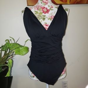 Slimming swimsuit. Size 14